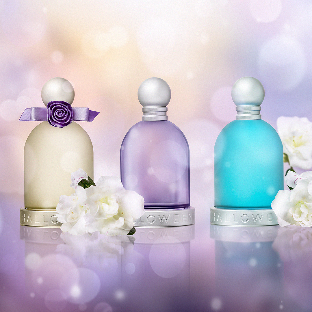 Tres fragancias de sueños, ilusión y romanticismo. ¿Qué perfume te acompañará en San Valentín? / Three fragrances of dreams, hope and romanticism. #CallitMagic #20yearsDreaming