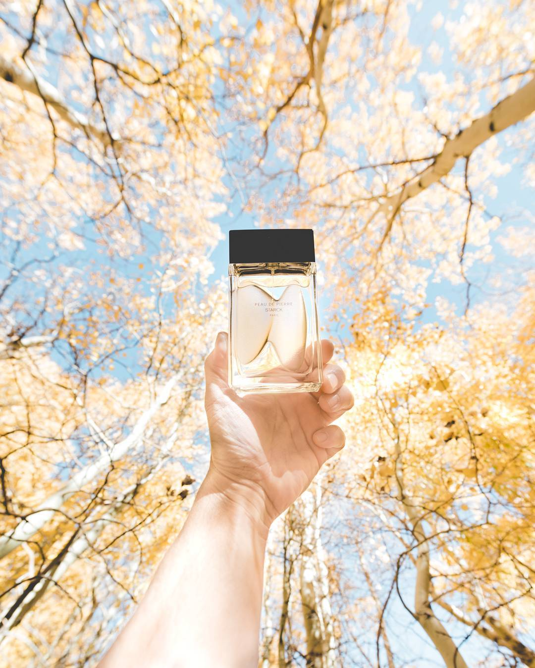 An image, an emotion, a place? Nature was the territory chosen by american photographer @jude_allen to portray Peau de Pierre. @starck Photo by @jude_allen  #StarckParfums #StarckParis #Starck #PhilippeStarck #PeauDePierre