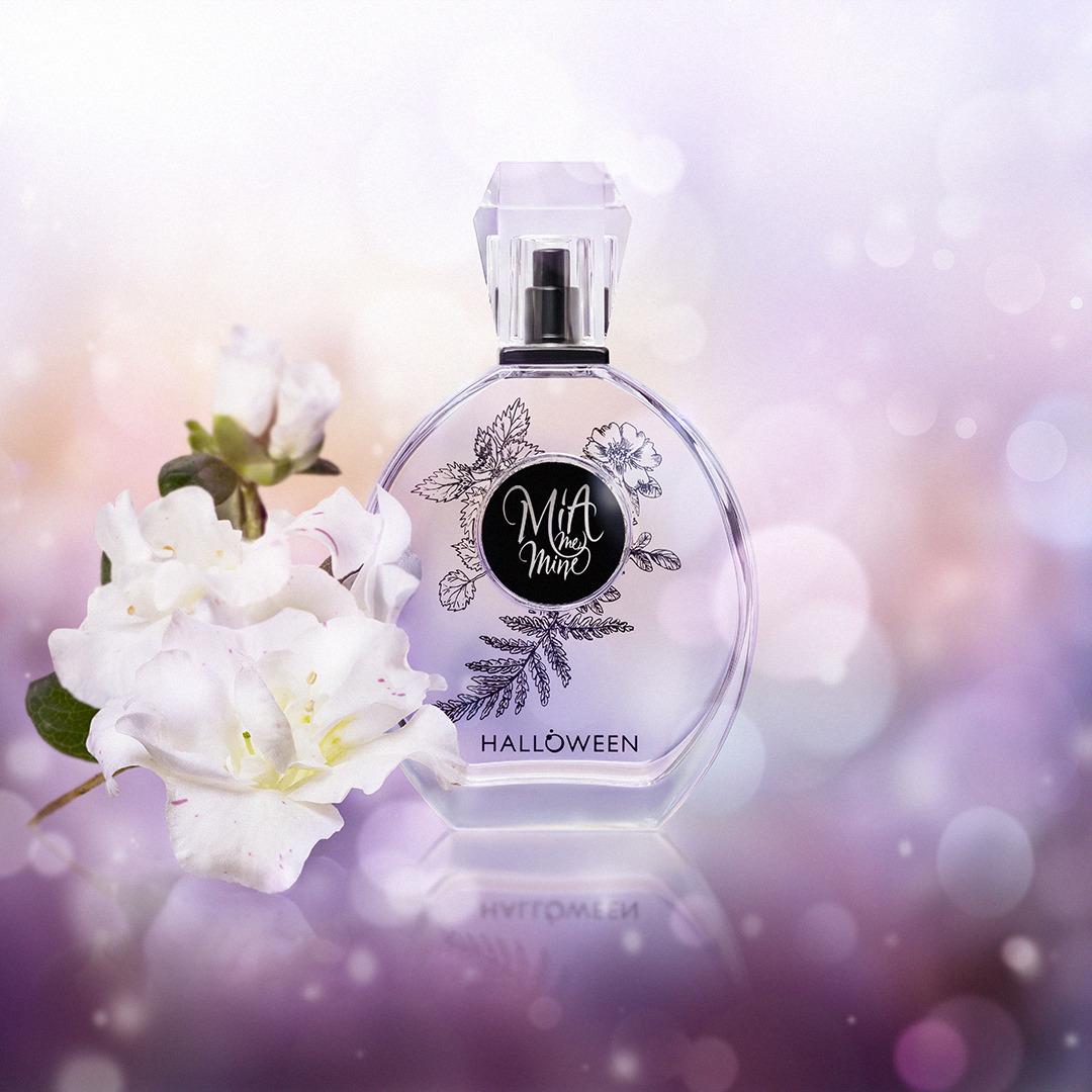 Una fantasía inesperada, el perfume que altera el ritmo de tu corazón. / An unexpected fantasy, the perfume that makes your heart flutter. #MiaMeMine #byHalloween #CaiitMagic #20yearsDreaming