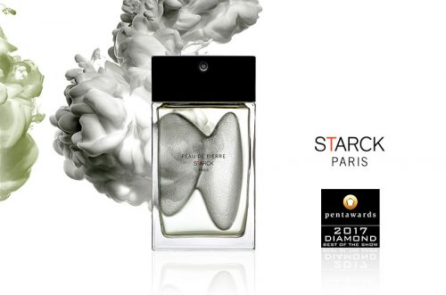 "STARCK Paris recibe el premio ""Diamond Pentaward 2017 Best of the Show"""