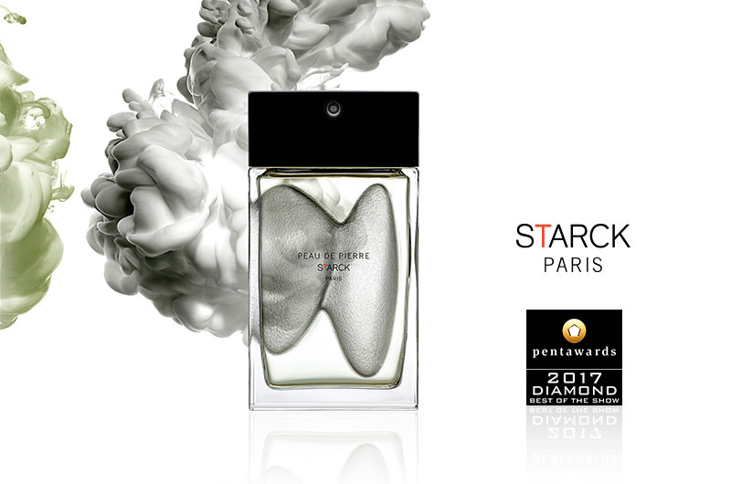 "STARCK Paris wins ""Diamond Pentaward 2017 Best of the Show"" prize"