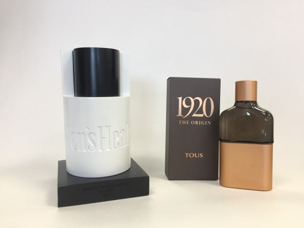 Men's Health Award 2018 for TOUS 1920 The Origin