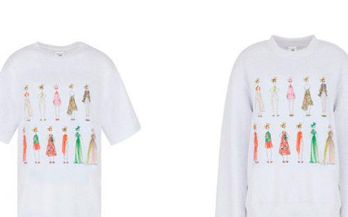 El encuentro entre moda y fútbol: Delpozo crea en exclusiva para YOOX