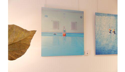 """Delpozo y PHotoEspaña presentan la exposición """"Swimming Pool"""" de Mária Švarbová"""