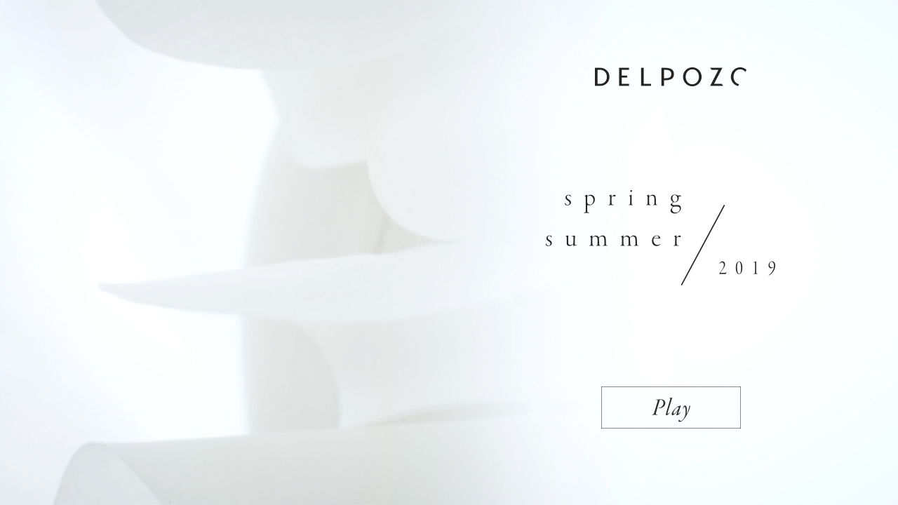Delpozo is pleased to invite you to watch the Spring Summer 2019 Runway Show live