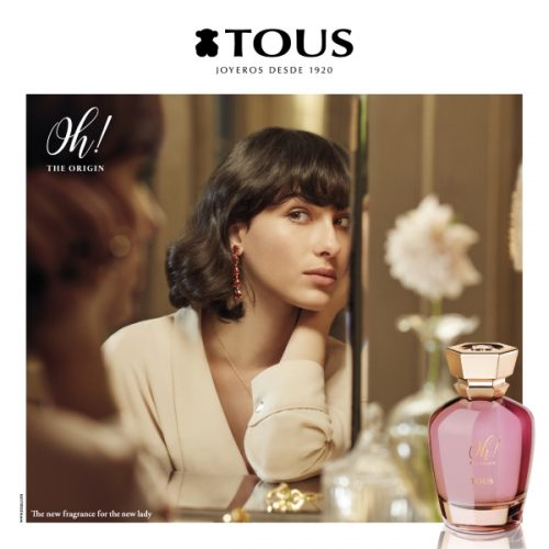"TOUS Oh! The Origin, fragancia de la ""new lady"""