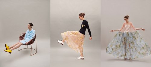Delpozo presents Pre-Fall 2019