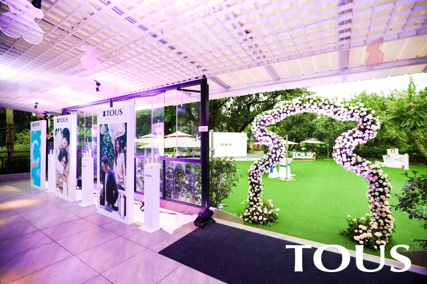 Press presentation of TOUS Perfumes in China