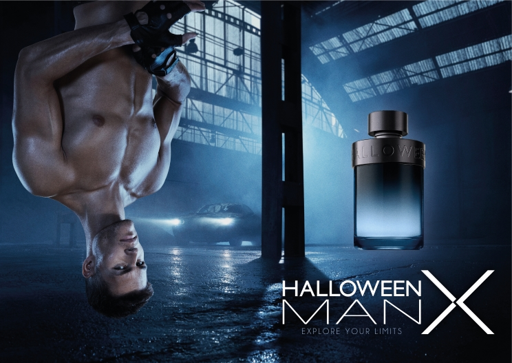 New fragrance: HALLOWEEN Man X