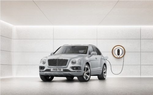 Bentley X Starck Power Dock