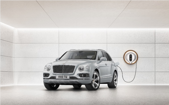 Bentley by Starck Power Dock