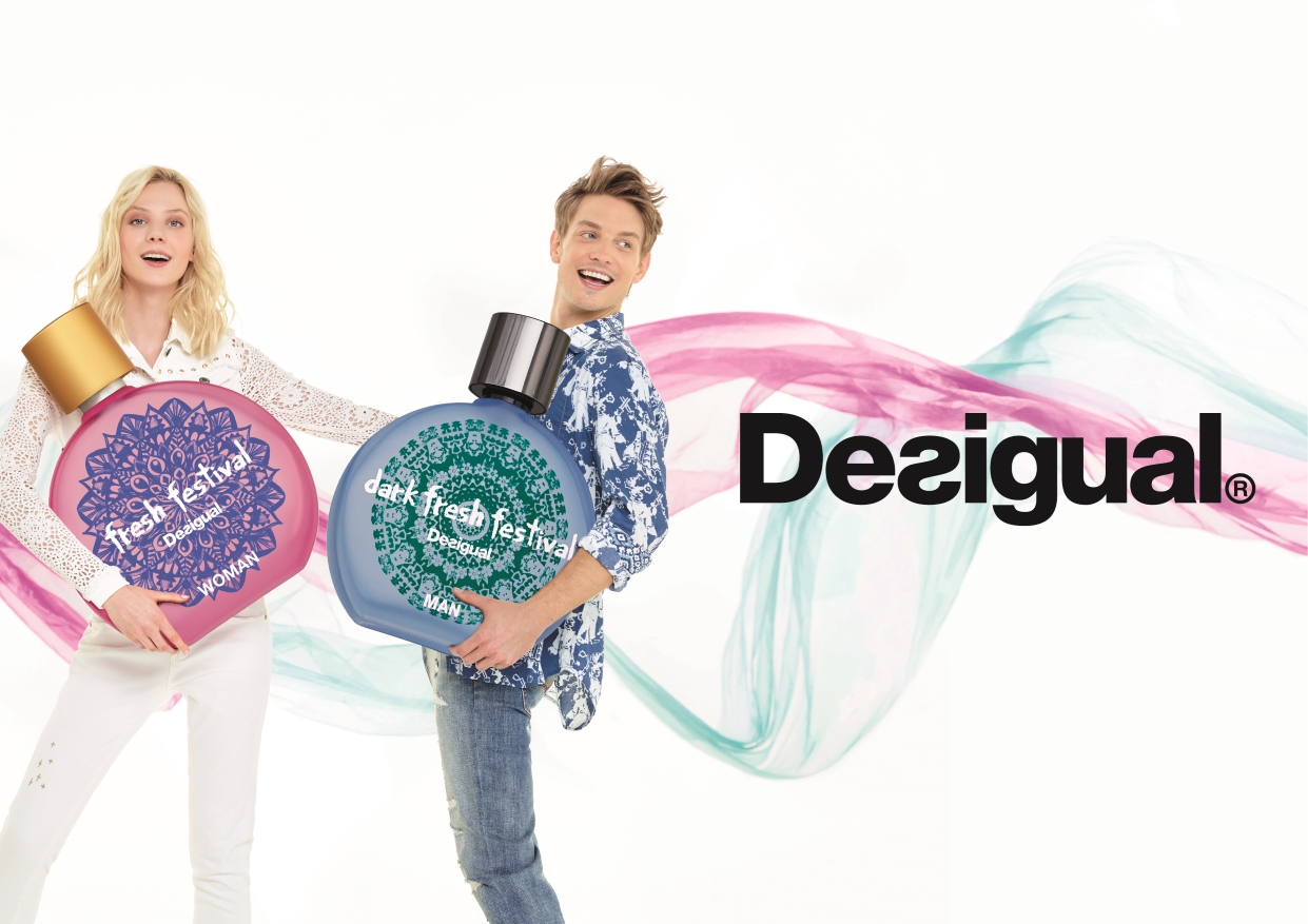 New launches: Desigual Fresh Festival and Dark Fresh Festival