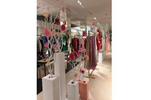 Delpozo abre una pop up store en los almacenes Harrods de Londres