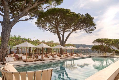 Lily of the valley on the French riviera, the latest hotel imagined by Philippe Starck