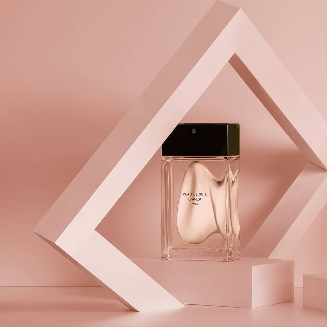 Which perfume can reveal the mysterious reality of female sensitivity? @starck #StarckParis #Starck #PhilippeStarck