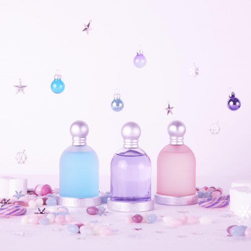 The magic of Halloween Perfumes merges with Christmas thanks to Instagram
