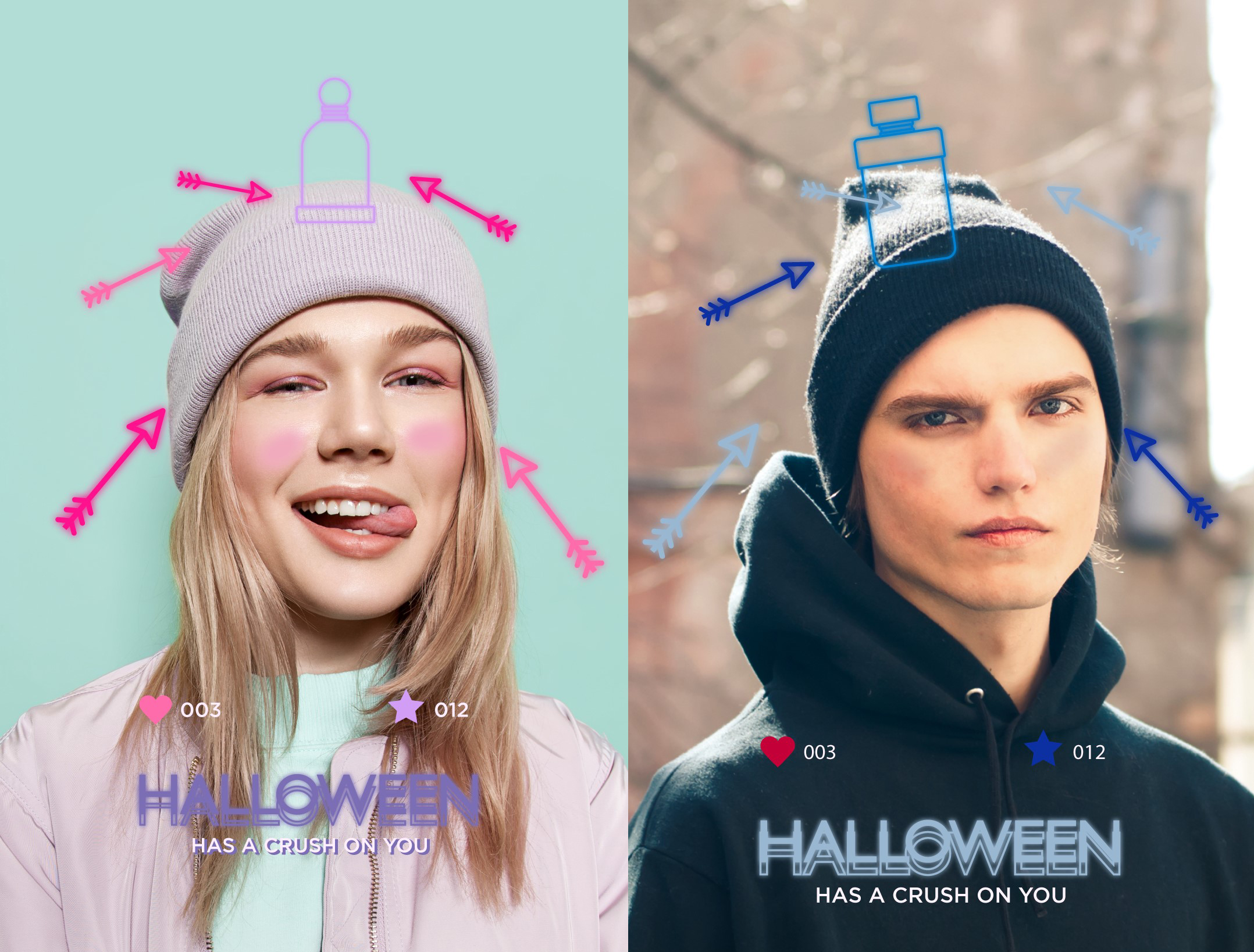 Halloween Perfumes launches its filter for Instagram
