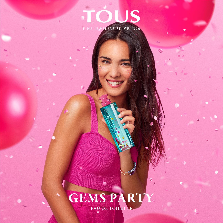 TOUS Gems Party: ¡Ven a Celebrarte!