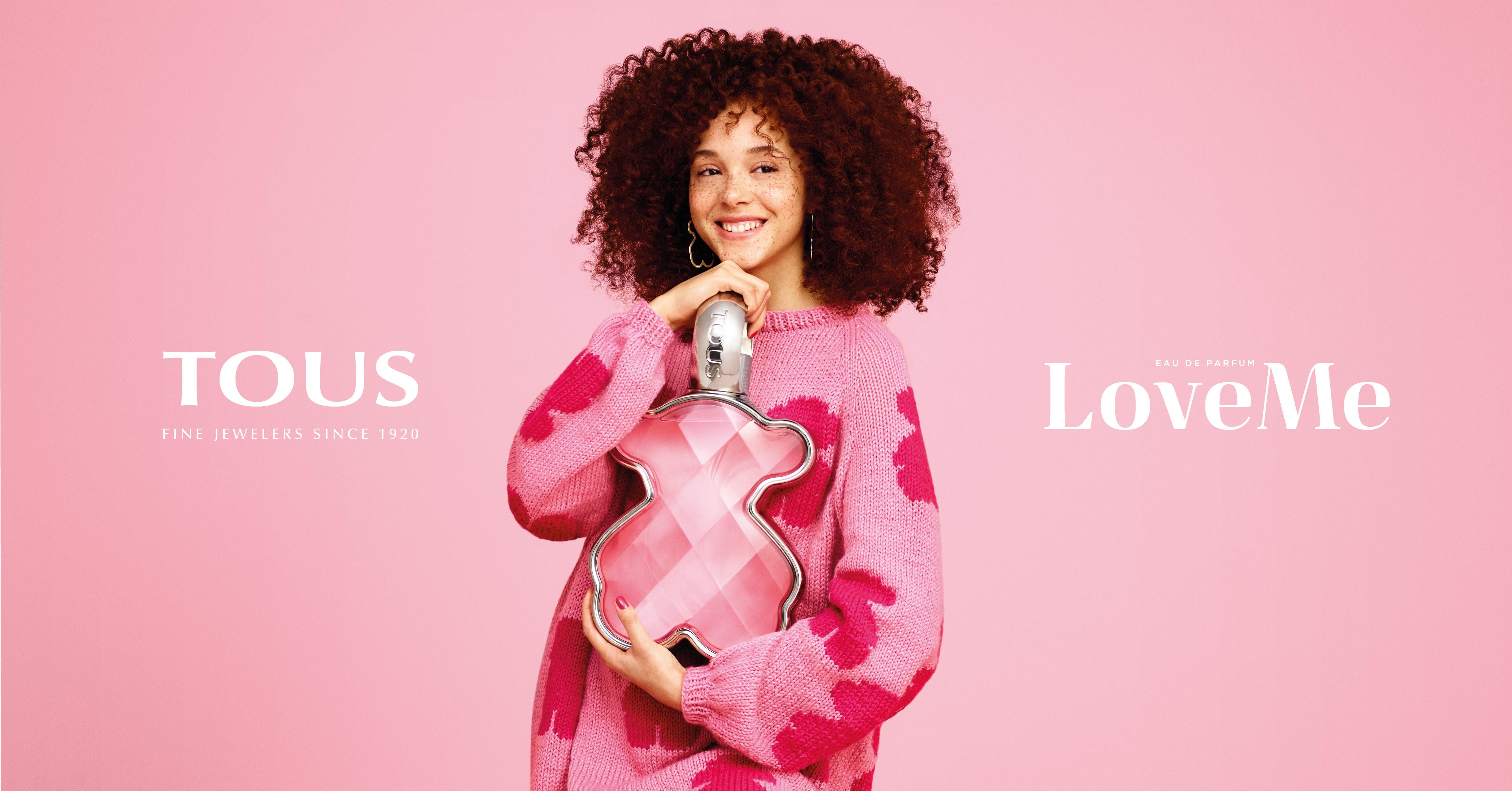 LoveMe The new Eau de Parfum